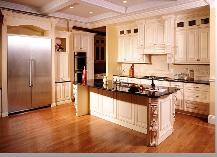 25 Best Ideas About Prefab Kitchen Cabinets On Pinterest