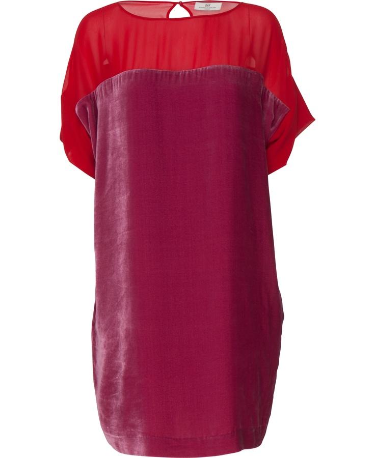 Velvet bliss kjole - Kjoler - Magasin Onlineshop - Køb dine varer og gaver online