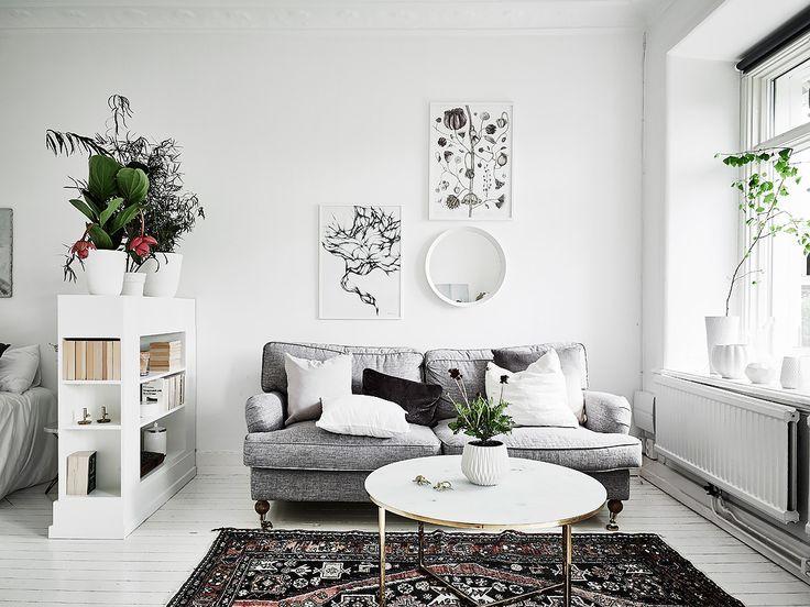 Bostadsrätt, Övre Majorsgatan 14 C i Göteborg - Entrance Fastighetsmäkleri