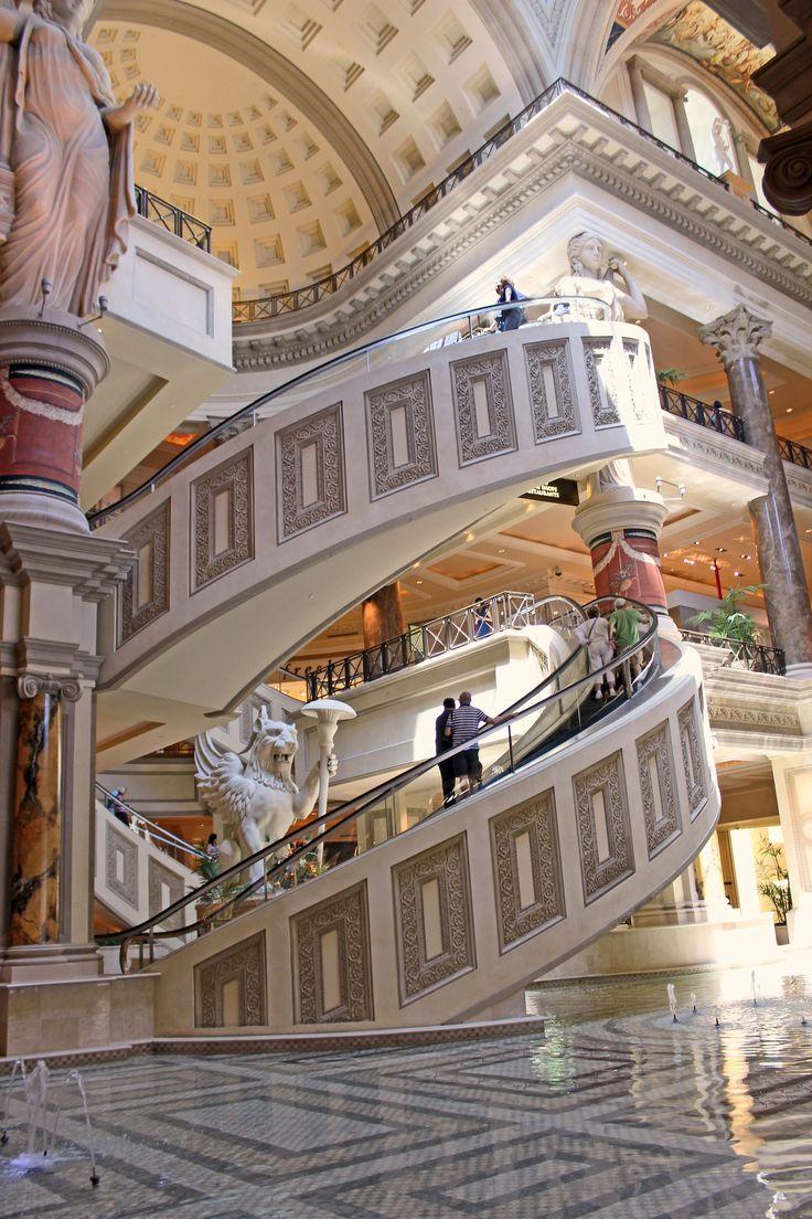 circular escalator