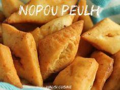 Nopou Peulh, beignets sénégalais à la fleur d'oranger • Hellocoton.fr
