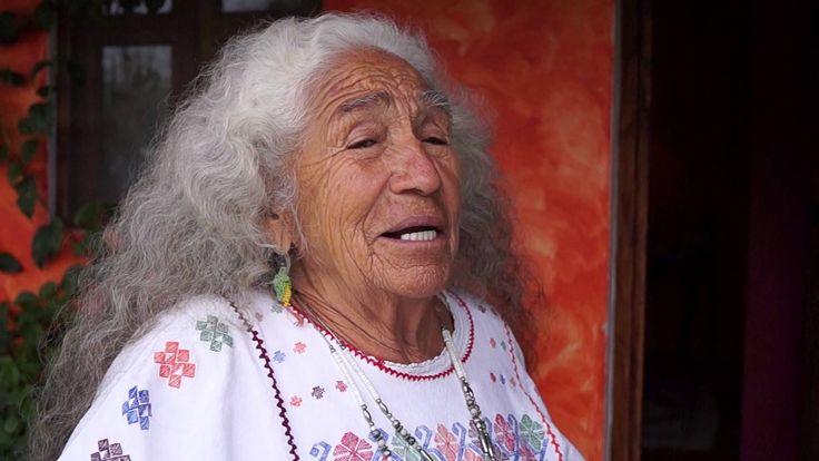 Quando desidero qualcosa lo chiedo a me. Intervista a Abuela Margarita la Figlia della Luna e del Sole.