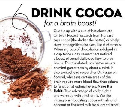 benefit of chocolate essay Chocolate is the candy that's made by adding sugar, milk, and other ingredients to cocoa powder those ingredients also add fat and sugar, which counteract some of cocoa's health benefits cocoa and heart health.