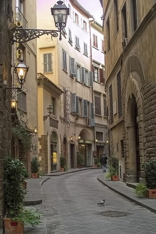 Florence, Italy / I left my heart in #Paris and my soul in #Italy https://www.pinterest.com/dcindcmedia/