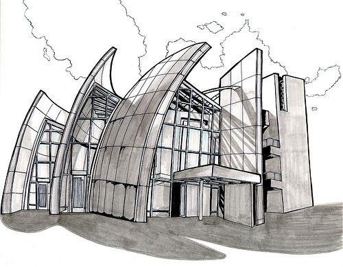 Best Szkic Projekt Images On Pinterest Architecture