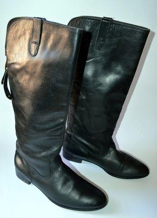 Kup mój przedmiot na #vintedpl http://www.vinted.pl/damskie-obuwie/kozaki/10711486-kozaki-zara-38-skora-naturalna