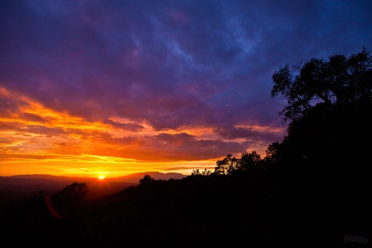 Catalan Sunset Photo by Anna Wojtecka -- National Geographic Your Shot
