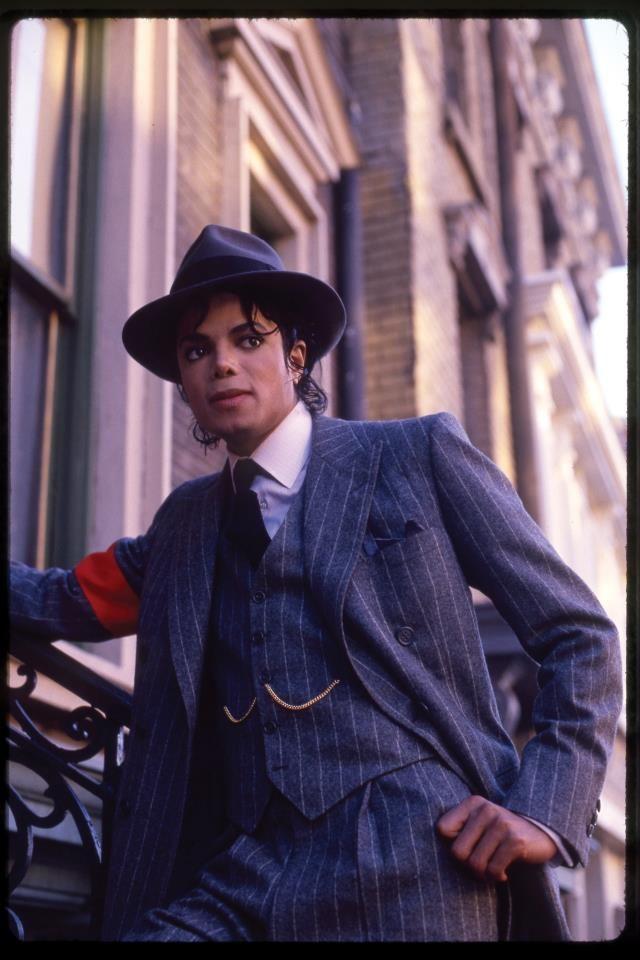 The King. #Menswear #Fashion #MJ