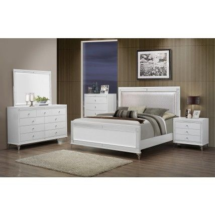 Global Furniture Catalina 4 by 1Stop Bedrooms | Buy Bedroom Furniture Sets | Free Delivery