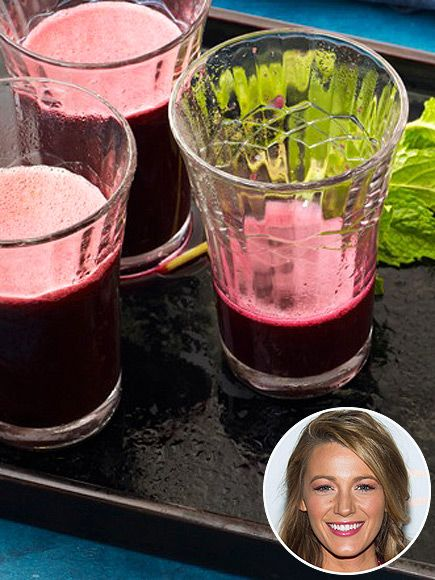 Favorite Healthy Recipes From Blake Lively, Salma Hayek, Nicole Richie