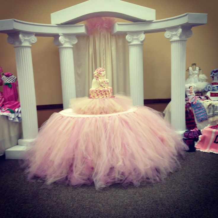 79 Best Images About How To Decorate With Tulle On
