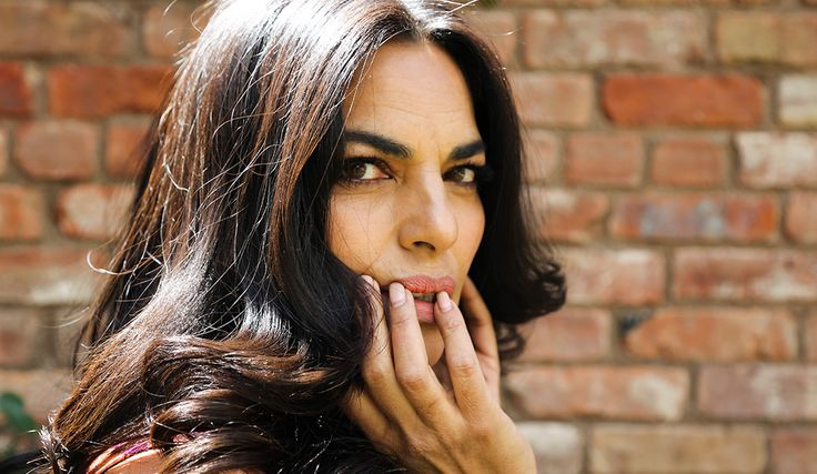 Actress Sarita Choudhury: On Ginger Tea, Acupuncture