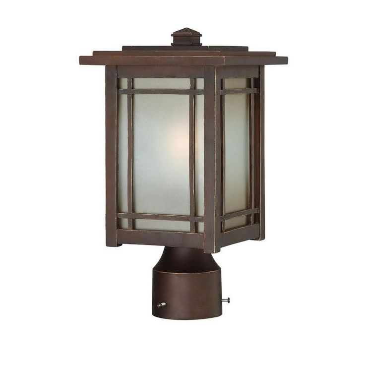 55 best images about Exterior post lamps on Pinterest