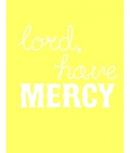"""Lord Have Mercy"" // free southern sayings printable"