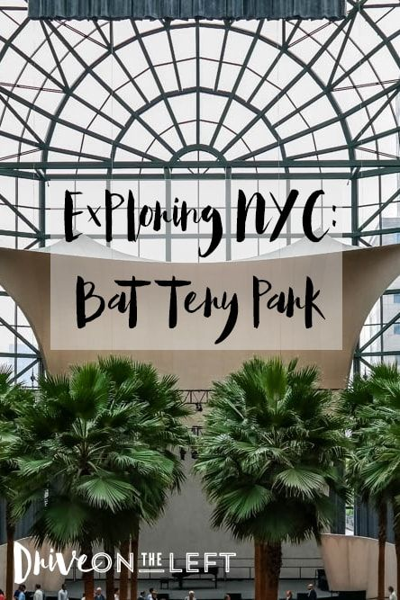Battery Park City Neighborhood Guide