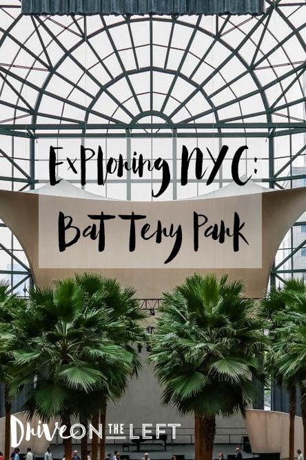 Battery Park City Neighborhood Guide