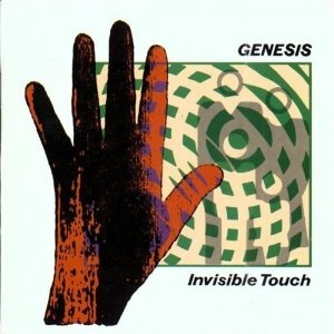 Invisible Touch - Genesis. 16th birthday present from Col <3