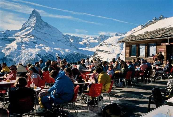 The world's best après-ski resorts: ST ANTON, AUSTRIA