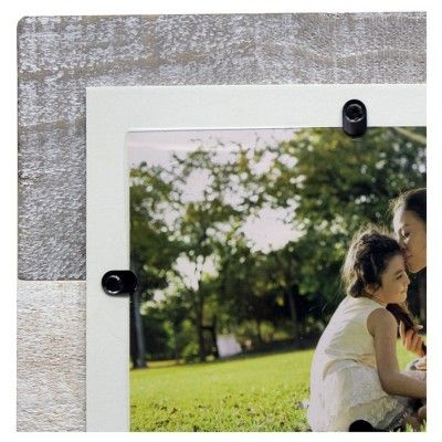 "Multiple Image Frame (4""X6"") White"