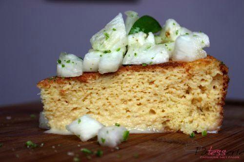 """Tres Leches Cake, de favoriet van Zuid Amerika. Ik moest even aan de gedachte wennen van een """"geweekte"""" cake, maar ik ben om! Heerlijk!"""