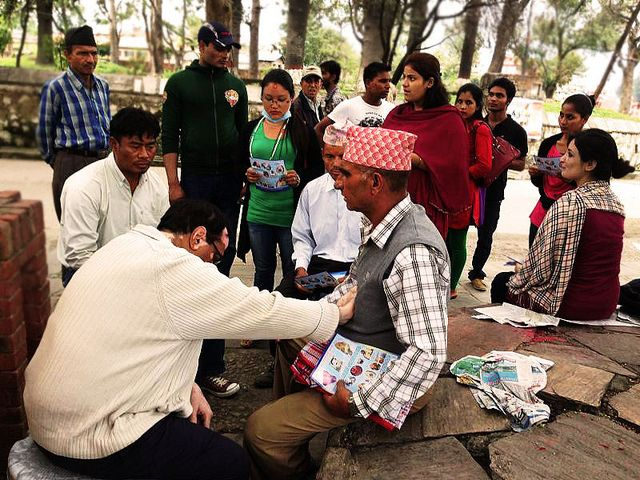 Kalki Avatar Foundation Nepal holds a 10-Day Healing Camp at the Pashupatinath Temple in Kathmandu | Kalki Avatar Foundation