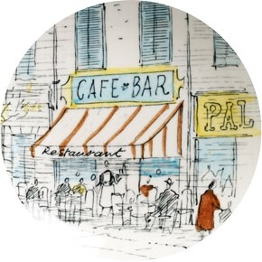 hugh casson illustrations - love it