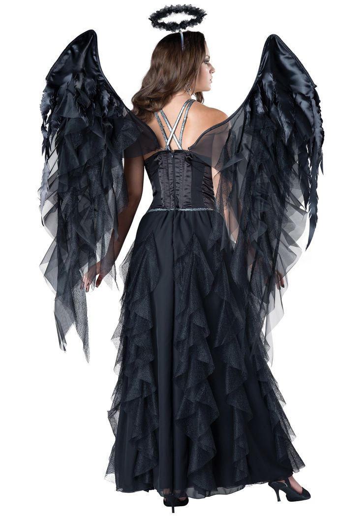 best 25 dark angel costume ideas on pinterest. Black Bedroom Furniture Sets. Home Design Ideas