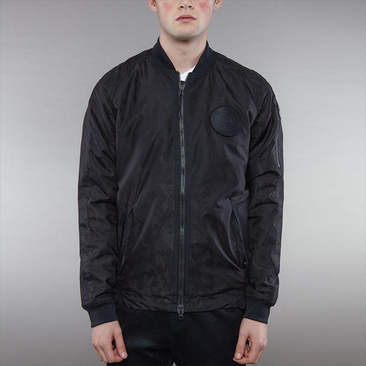 Nike F.C. Woven Jacket - Black / Black