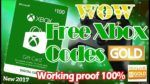 [For Christmas Season] Free Xbox Codes AND How To Get Free Xbox Codes OR Xbox Live Gold 2018