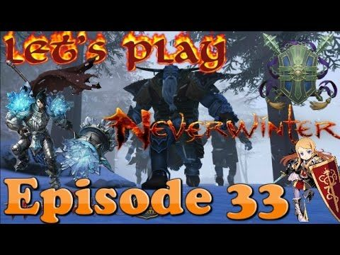 Giant Slaying & Recovering the Icehammer! - Neverwinter Xbox one paladin...