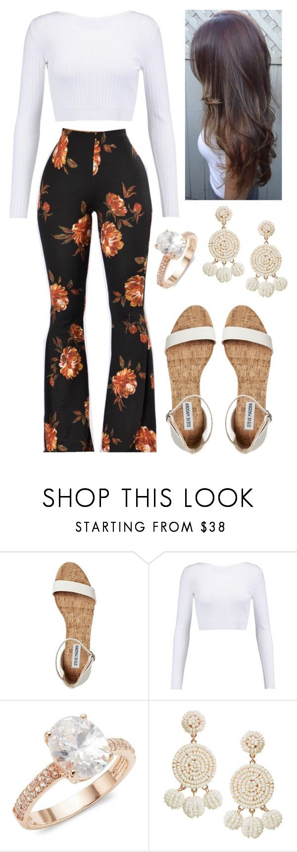 """688"" by francescas22 on Polyvore featuring Cushnie Et Ochs, Saks Fifth Avenue and Humble Chic"