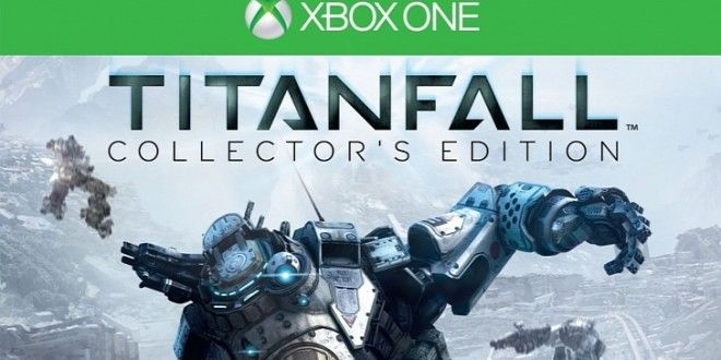 The Titanfall Collector's Edition - release date