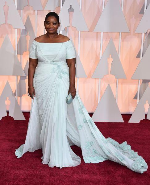 Oscars 2015: Inspirez vous des tapis rouges pour votre robe de mariée. Image: 22