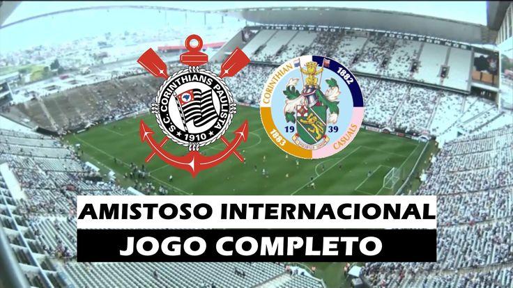 Já faz um ano!!!Parece que foi ontem!!!  Corinthians x Corinthian-Casuals - 24/01/2015 - Jogo Completo - Band HD