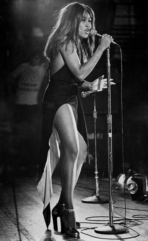 Tina Turner...and those legs.