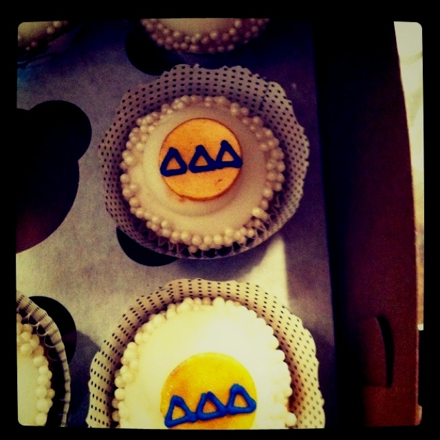 Life is sweeter as a tri delta :)