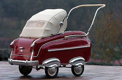 baby carriage meets automobile  Definitely interesting! http://www.geojono.com/