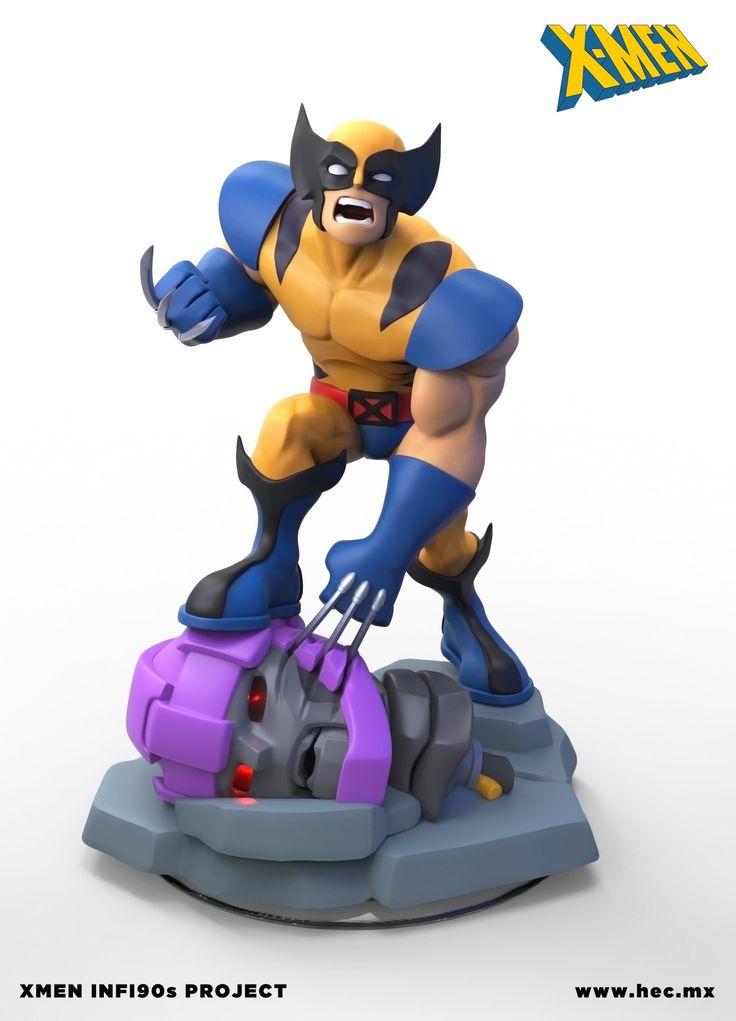 Deadpool And X-Men Disney Infinity Figures Are The Stuff Of Broken Dreams