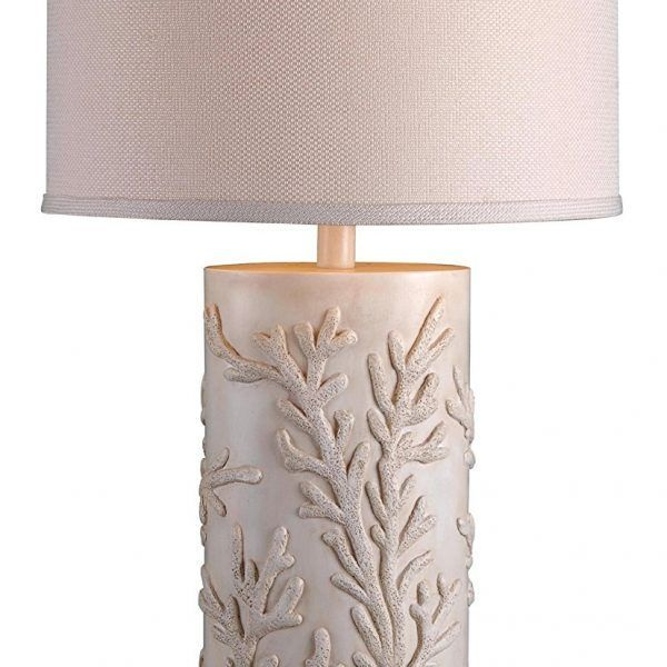 Coral Lamps With Images Beach Themed Lamps Beachfront Decor