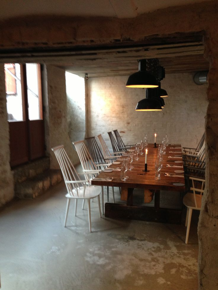 Host, a restaurant in Copenhagen