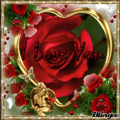 I+Love+You+Blingee+Graphics   LOVE YOU   RED ROSES IN ...