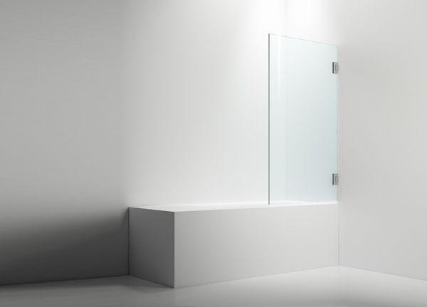 Ammeseinä ARC 17 on ratkaisu sinulle, joka haluat yhdistää suihkun ja kylpyammeen.