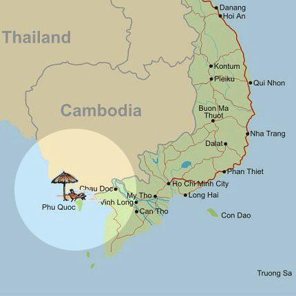 Most Secret Beaches -Phu Quoc Island, Vietnam, largest ...