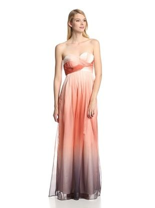 50% OFF Langhem Women's Mona Lisa Gown (Ombre)