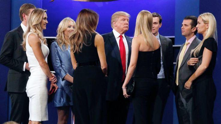 Trump zieht ins Weiße Haus ein | Regiert erAmerika bald wie eine Firma? *** BILDplus Inhalt *** - Politik Ausland - Bild.de