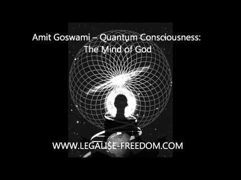 God is not dead amit goswami