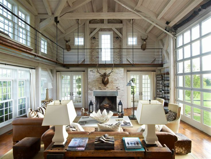 184 best modern industrial barn farm house images on pinterest architecture modern industrial and doors - Farmhouse House Interior