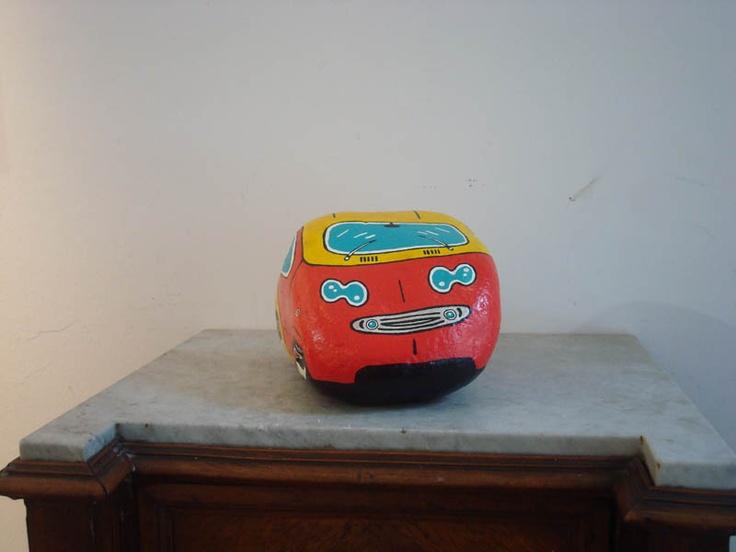 "Cosimo Mignozzi ""SM'ART""  TARGA MC0016"