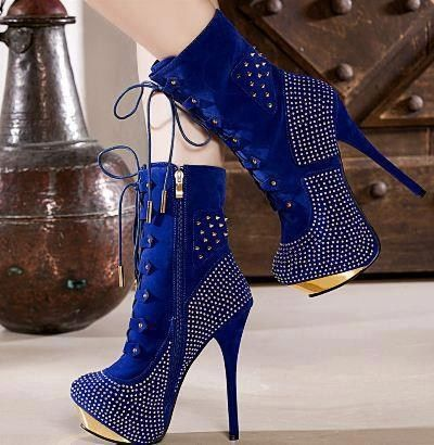 1000  images about zapatos on Pinterest | Black ankle boots heels ...