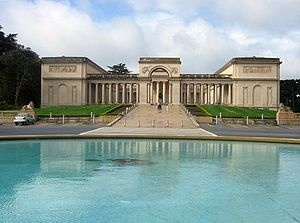 Best French Museum in San Francisco